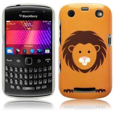 Etui Call Candy do Blackberry 9360 Curve Lew - żelowe