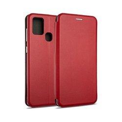 Etui Beline Book Magnetic Samsung S20 FE czerwony