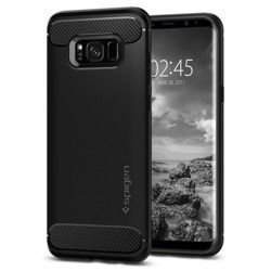 Etui Spigen SGP Rugged Samsung Galaxy S8 czarne