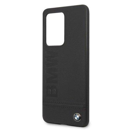 BMW HARD CASE - ETUI SAMSUNG GALAXY S20 ULTRA (CZARNY)