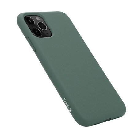 CRONG COLOR COVER - ETUI IPHONE 11 PRO (ZIELONY)