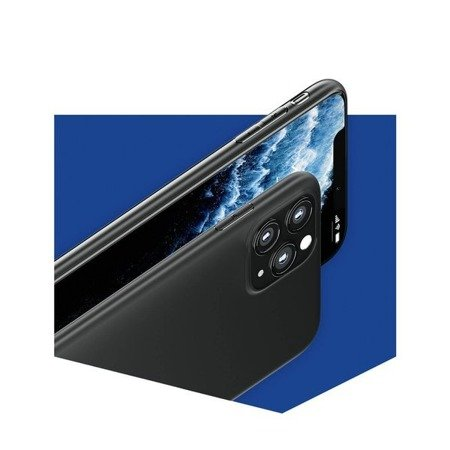 ETUI 3MK MATT CASE DO HUAWEI P40 LITE, CZARNE
