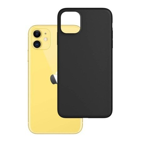ETUI 3MK MATT CASE DO IPHONE 11, CZARNE
