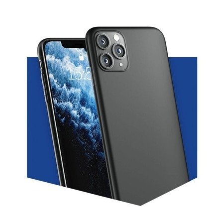 ETUI 3MK MATT CASE DO XIAOMI MI NOTE 10 PRO, CZARNE