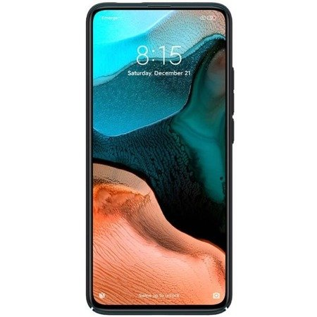 ETUI NILLKIN FROSTED SHIELD XIAOMI POCO F2 PRO BLACK