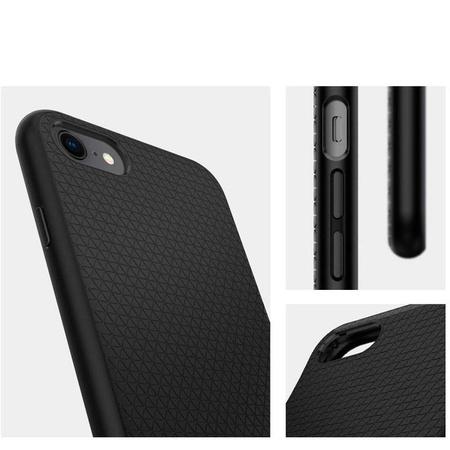 ETUI SPIGEN LIQUID AIR IPHONE 7/8/SE 2020 BLACK