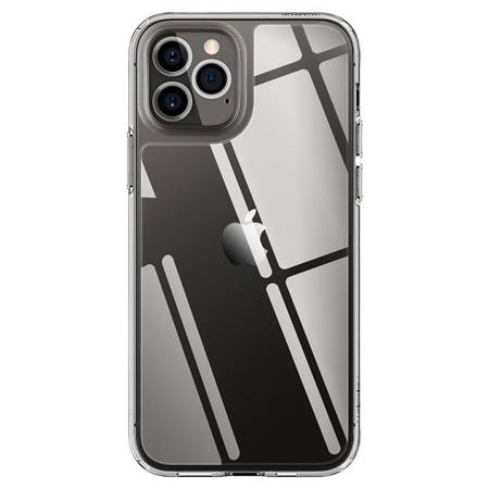 ETUI SPIGEN QUARTZ HYBRID DO IPHONE 12 PRO MAX CRYSTAL CLEAR