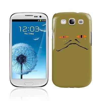 "Etui Call Candy Samsung Galaxy S3 i9300 Star Wars ""Jaba"""