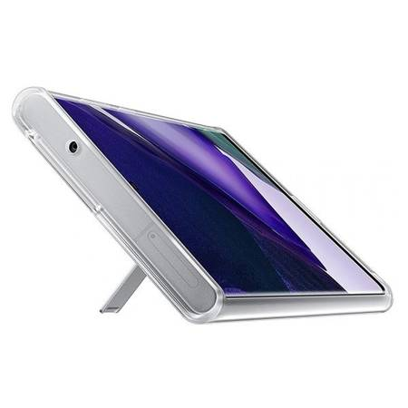 Etui Clear Standing Cover Do Galaxy Note 20 Ultra