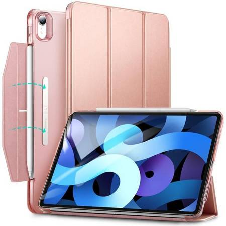 Etui ESR ASCEND TRIFOLD IPAD AIR 4 2020 JELLY PINK