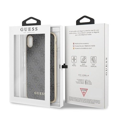 Etui Guess Collection, Hard Case, Do Iphone XS Max