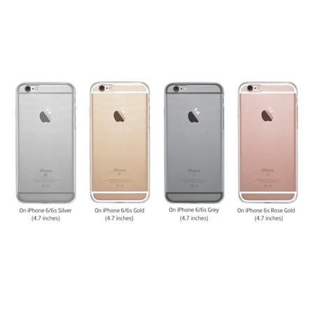 Etui MERCURY Clear Jelly do Apple iPhone 7 Plus/8 Plus przeźroczyste
