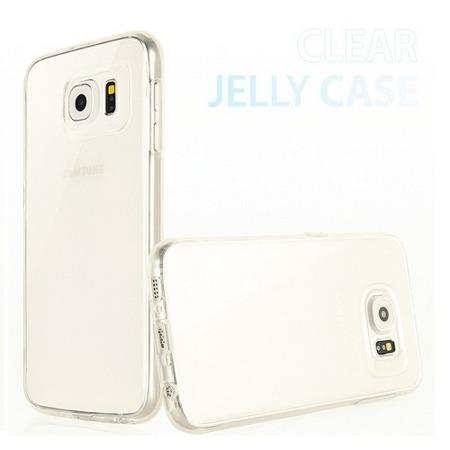 Etui MERCURY Clear Jelly do Samsung Galaxy S8 Plus przeźroczyste
