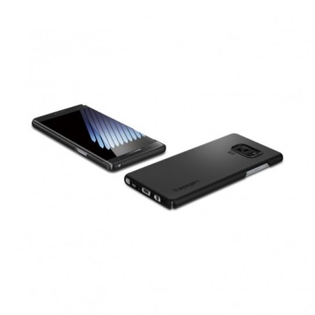 Etui SPIGEN SGP Thin Fit do Samsung Galaxy Note FE / Note 7 czarne