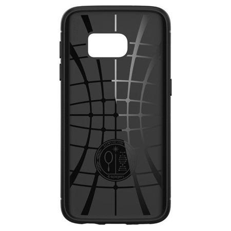 Etui Spigen SGP Rugged do Samsung Galaxy S7 czarne