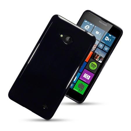 Etui Terrapin do Nokia Lumia 435 silikonowe czarne