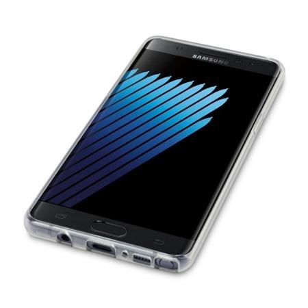 Etui Terrapin do Samsung Galaxy Note FE / Note 7 żelowe przeźroczyste