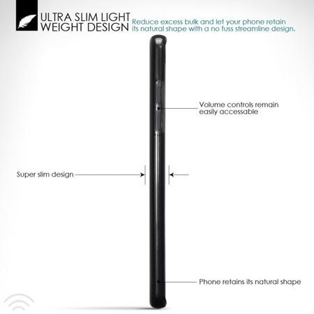 Etui Terrapin do Samsung Galaxy Note FE / Note 7 żelowe przeźroczyste przydymione