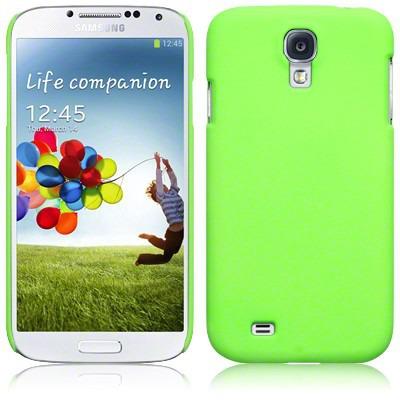 Etui Terrapin do Samsung Galaxy S4 i9500 hybrydowe - odblaskowy zielony