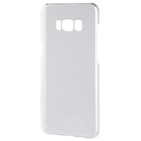 Etui Xqisit iPlate Glossy do Samsung Galaxy S8 Plus sztywne przeźroczyste
