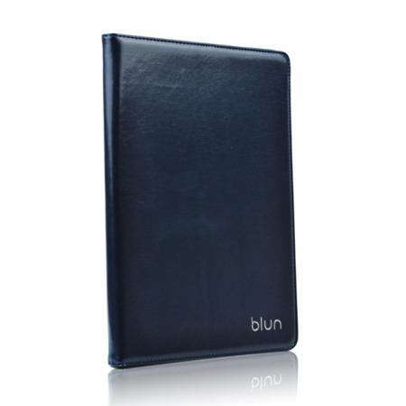Etui uniwersalane BLUN stand 7 niebieskie