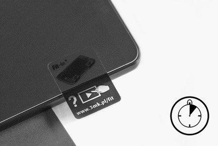 Folia ARC SE FS 3MK do Galaxy Note 20 Ultra - 1 Sztuka