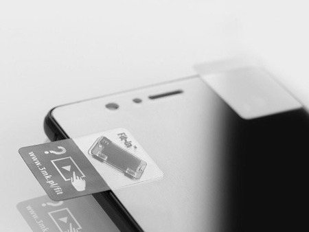 Folia ochronna 2 sztuki 3MK Solid do Samsung Galaxy Core