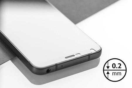 Hybrydowe szkło 3MK Flexible Glass 3D Matte-Coat do Xiaomi Mi5 - 1 szt. na przód i 1 szt. matowa na tył