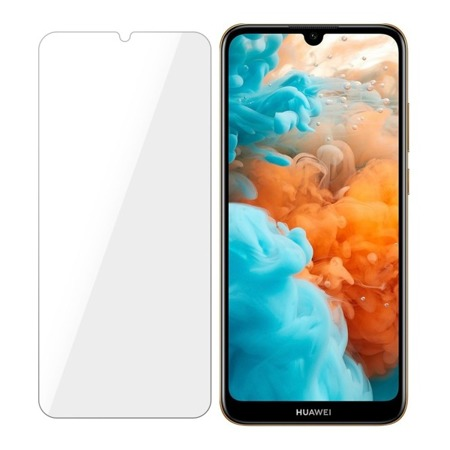 Hybrydowe szkło 3MK Flexible Glass 7H do Huawei Y6 2019