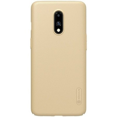 NILLKIN SUPER FROSTED SHIELD - ETUI ONEPLUS 7 (GOLDEN)