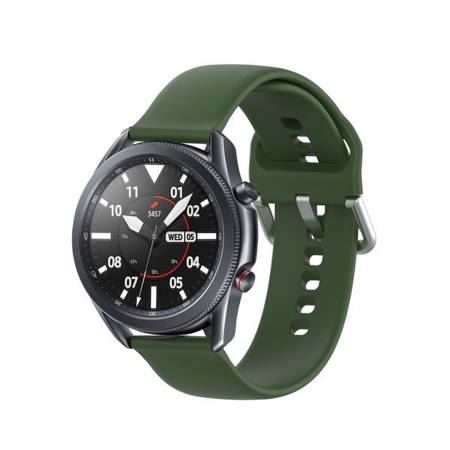 PASEK TECH-PROTECT ICONBAND SAMSUNG GALAXY WATCH 3 45MM MILITARY GREEN
