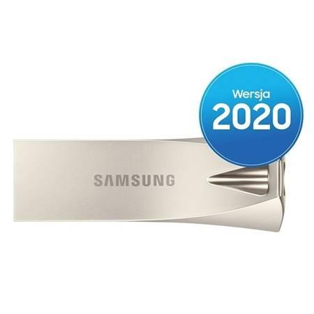 Pendrive Samsung 32GB USB 3.1 champaign silver