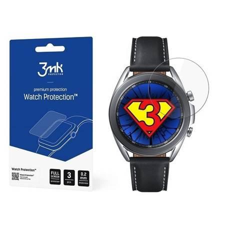 Szkło Hybrydowe 7H 3MK Do Galaxy Watch 3 41MM