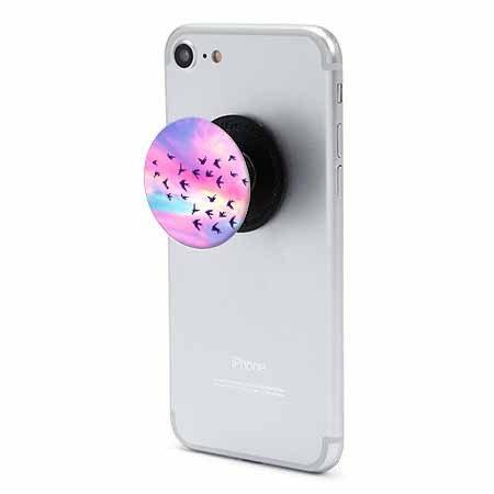 Uchwyt do selfie na telefon PopSockets - Born Free