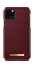 [NZ] iDeal Of Sweden - etui ochronne do iPhone 11 Pro Max (Saffiano Burgundy)